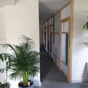 Aménagement intérieur d'une maison à Ligné