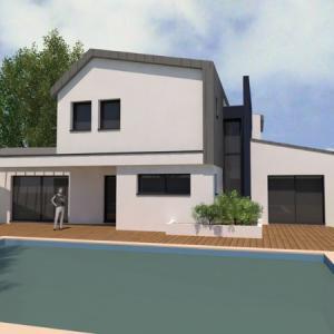 Conception d'une maison individuelle à Sucé-sur-Erdre