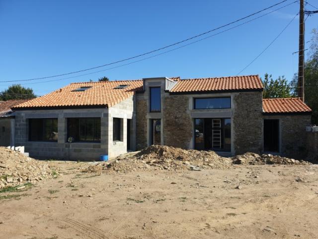 Rénovation d'une maison à Saint-Mars-du-Désert