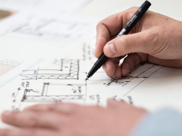 Obligation d'avoir recours à un architecte pour un permis de construire.