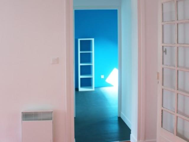 Rénovation d'un appartement pour coloc' étudiante à Nantes