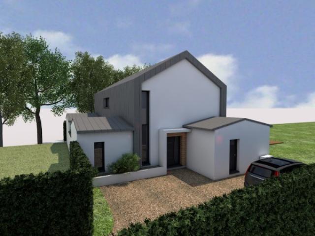 Conception d'une maison individuelle à Oudon